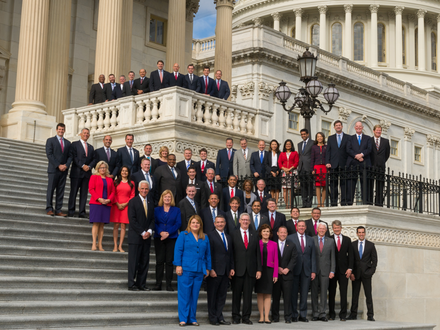 Highlights from the New 115th Congress Legislative Effectiveness Scores