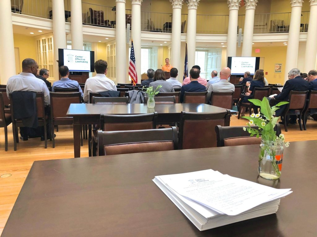 2nd Annual Center for Effective Lawmaking Conference