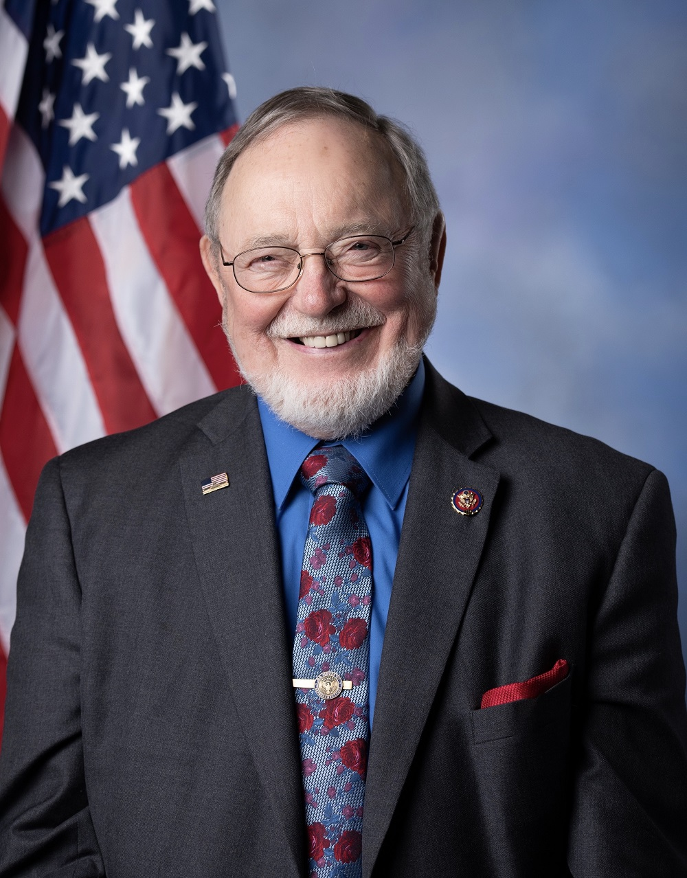 Discussing Legislative Effectiveness with Representative Don Young